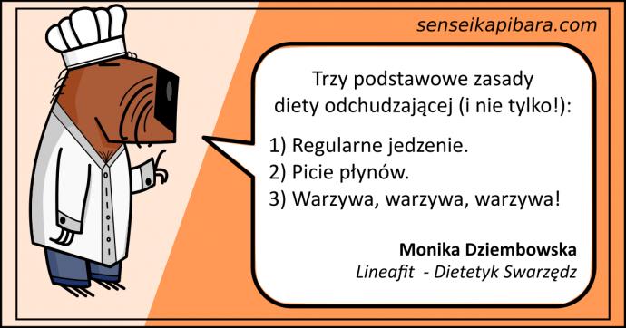dietetyczna w005 - 3 zasady