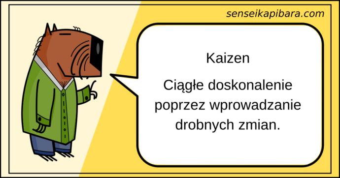 żółty - kaizen