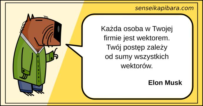 żółty - osoby wektory - elon musk
