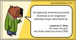 żółty - prawo petera - laurence j peter