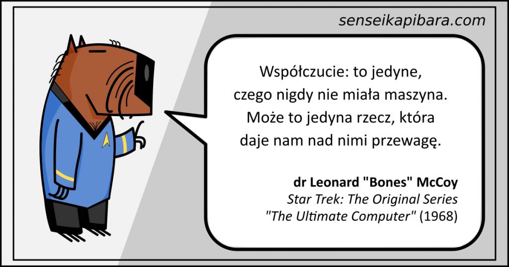 Star Trek - 024 - Współczucie - Leonard McCoy
