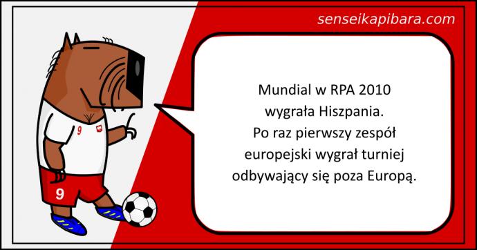 piłka nożna - 019 - Hiszpania wygrywa w RPA 2010