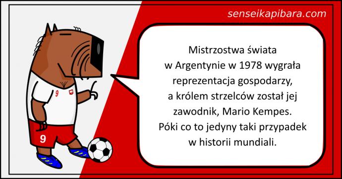 piłka nożna - 023 - Argentyna i Mario Kempes 1978