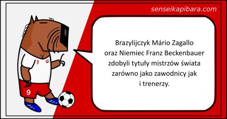 piłka nożna - 030 - mistrz zawodnik i trener