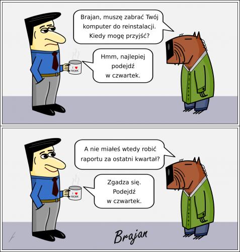Komiks Brajan